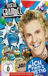Cover Sascha Grammel - Ich find's lustig [DVD]